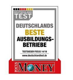 Deutschlands Beste Ausbildungsbetriebe 2018