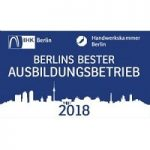 Frisch & Faust IHK Berlin Berlins Bester Ausbildungsbetrieb