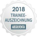 PENNY Trainee Auszeichnung 2018 von Absolventa