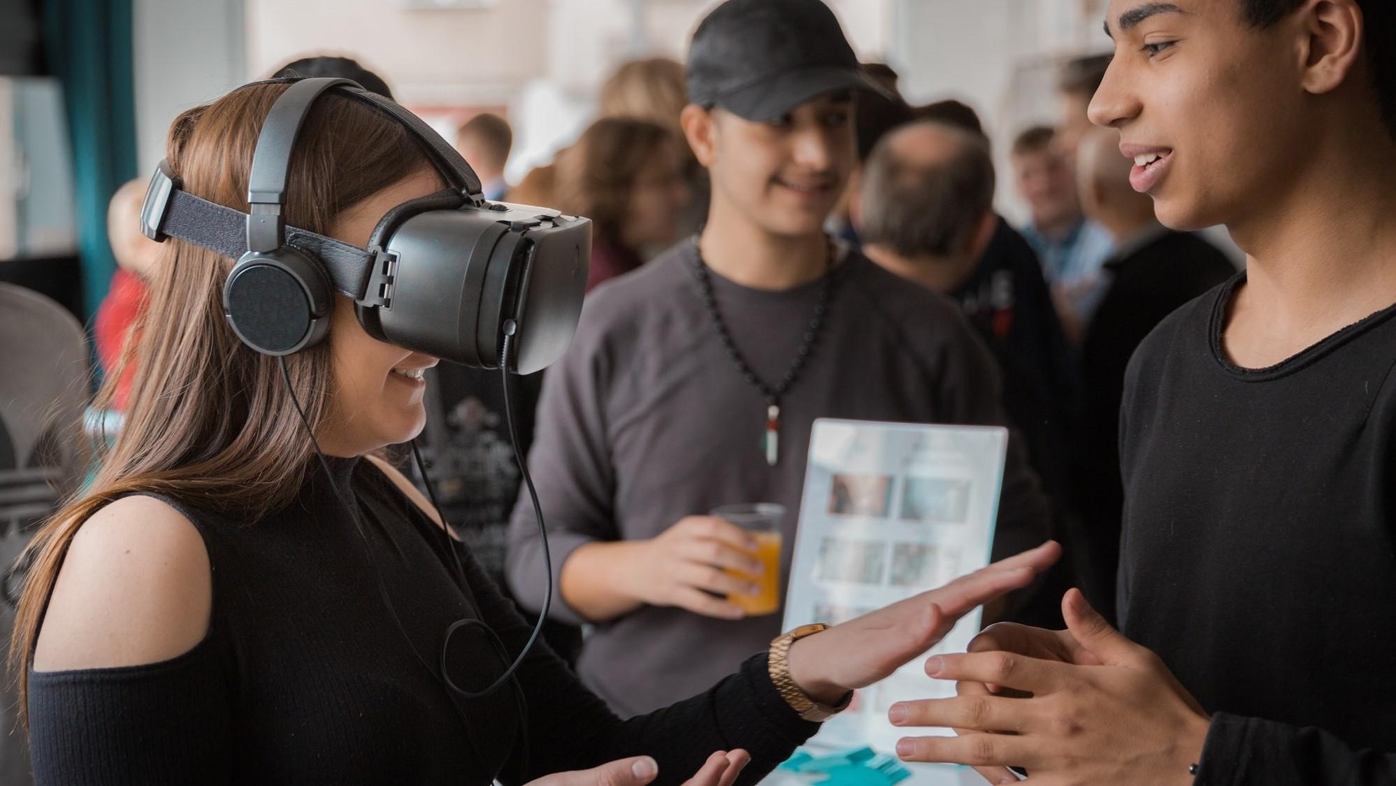 Berufsorientierung Mit Virtual Reality